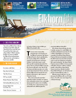 Elkhorn Echo cover - Winter/Spring 2012