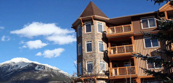 Elkhorn at Falconcrest Lodge, Canmore, Alberta